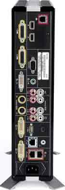 HDX8000 Box Back HDX 8000